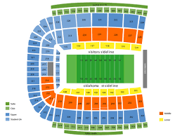 Mcneese Football Seating Chart Mcneese State Cowboys Vs Oklahoma State Cowboys Football At