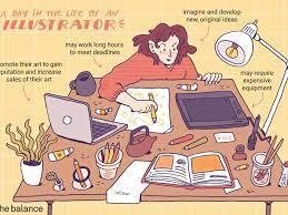 visual artist job description salary