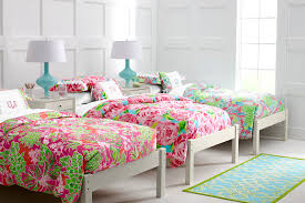 set with lilly pulitzer bedding lilly
