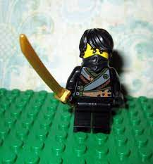 LEGO Ninjago COLE REBOOTED Minifigure & Sword 70720 70723--Flat Rate  Shipping #afflink When you click on links to various mercha… | Eba…