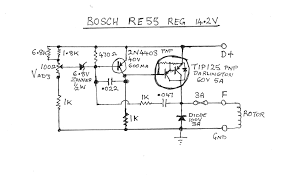 alternator exciter wire light page 2 electronics forum GM Alternator Wiring Diagram bosch re55 reg circ jpg