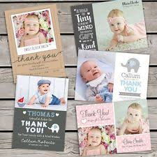 Baby Boy Thank You Cards Baby Boy Thank You Cards Ebay