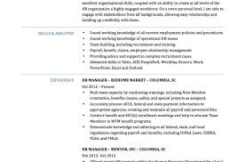 Resume Hr Manager Youth Care Specialist Sample Resume