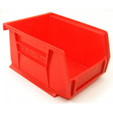 akrobin 30210 stackable storage bin 5 3 8 x 4 1 8
