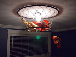Finding Nemo Ceiling Light Finding Nemo Vintage Crab Pot Ceiling Light Fixture