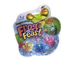 <b>Развивающая</b> игрушка <b>Junfa Игрушка</b>-<b>лизун</b> Лягушки Frog Feast ...