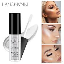 langmanni makeup face glow liquid highlighter contouring makeup face brightener concealer primer base bronzer contour cosmetic liquid bronzer best
