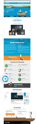Web Design Godalming Plug And Play Design Responsive Website On Behance
