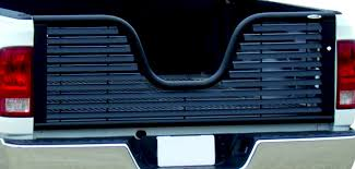 Go Industries Air Flow Louvered 5th Wheel Tailgate