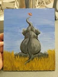 elephant painting on canvas best of elephants elephant paintings and cute elephant on