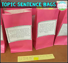teaching a mountain view topic sentences friday 16 2015