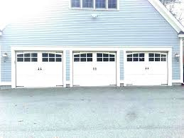 for new garage door installed how much to have garage door opener installed sears garage