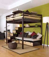 Super cool loft beds for grownups