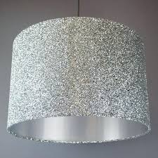 silver ceiling lamp shades easy fit light shade from contemporary