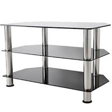 black glass tv stand stylish home elegant homes with tv furniture depot pertaining to 21