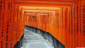 Fushimi Inari Taisha, Kyoto, Japan ...