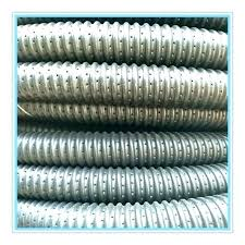perforated drainage pipe perforated drainage pipe corrugated suction pipes 6 drain with sock home depot
