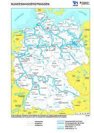 Die liste deutscher binnenwasserstraßen des bundes nennt alle hauptstrecken der 64 binnenwasserstraßen des bundes, die dem allgemeinen verkehr dienen, nach § 1 des bundeswasserstraßengesetzes. Gdws Bundeswasserstrassenkarten