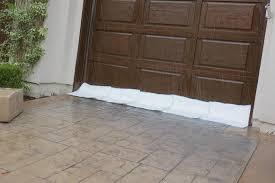 garage door flood barrierSandbag Alternatives by FloodSax  FloodSax Americas
