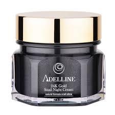 <b>Крем</b> для <b>лица</b> Adelline <b>24K</b> Gold Snail Night <b>Cream</b> – купить в ...