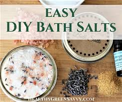 diy bath salts absurdly easy homemade gift