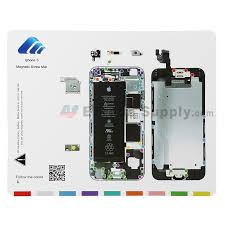 For Apple Iphone 6 Magnetic Screw Mat Replacement Grade R