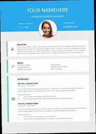College Student Modern Resume College Student Resume Template Resume Docx Jwbz Le Marais Free