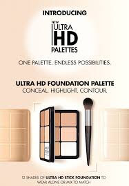 new ultra hd palettes are here make