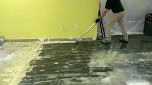 how to remove linoleum how to remove vinyl floor tiles from concrete revealing removing linoleum from