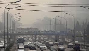 Resultat d'imatges de polucion ciudades