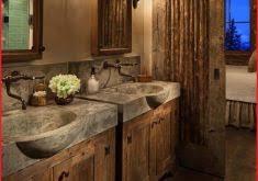 rustic half bathroom ideas. Rustic Half Bathroom Ideas Archive. New Rustic Bathroom Image Of  Style U