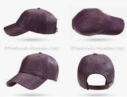 bulk hats 24pcs women brand blue leather baseball caps 2016 fashion solid color pu ball cap