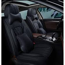 car leather seat covers waterproof and