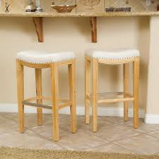 white backless bar stools. White Wood Bar Stools Kitchen Chairs Traditional Stool Seats Furniture Contemporary Backless A