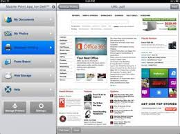 Mobile Print App For Dell For Ipad Review Rating Pcmag Com