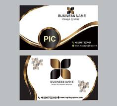 Free Design Business Cards Free Vector Art Design Business Card Vector Design Free