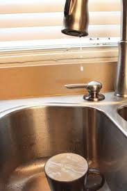 Fix A Dripping Kitchen Faucet Single Lever Ball Faucet Repair