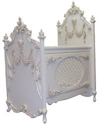 Antique Baby Cribs What An Elaborate Baby Crib For The Home Pinterest Baby
