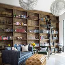 Image Whimsical Example Of Huge Eclectic Medium Tone Wood Floor And Brown Floor Home Office Library Design Houzz 75 Most Popular Eclectic Home Office Design Ideas For 2019 Stylish
