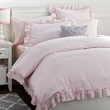blush linen duvet cover. Wonderful Cover Linen Lux Duvet Cover  Sham Blush In