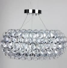 chandeliers modern chandelier luxury k crystal ball round