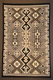 Navajo rug designs two grey hills Indian River Junction Trade Co Navajo Rug1930s Two Grey Hillsc006498