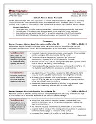 Sample Resume Like The Highlight On The Left Column
