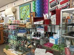 Quilt Shop Review – Show-Me Quilting, Raytown, Missouri | Pink ... & Beyond a great fabric selection, the shop is organized very well. Fat  quarters are near the yardage, designers are grouped together and seasonal  prints are ... Adamdwight.com