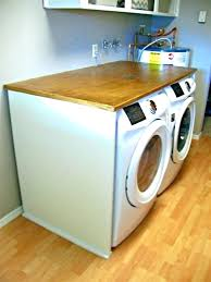 laundry room countertop over washer dryer washer laundry room over washer and dryer plywood experimental laundry laundry room countertop over washer dryer