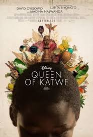 a new trailer for queen of katwe broke this week directed by mira nair the film stars david oyelowo and lupita nyong o queen of katwe is a vibrant