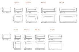 fascinating standard 3 seater sofa size inside three seater sofa length centerfieldbar