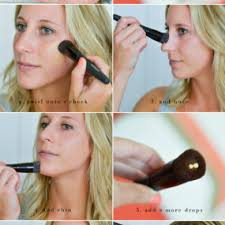 bare minerals before and after. how to get that summer glow bare minerals before and after