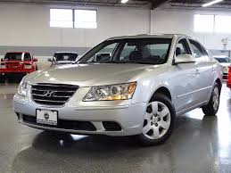 2009 Hyundai Sonata GLS for sale in Addison, IL | Stock #: N523768