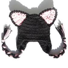 Cat Hat Crochet Pattern Beauteous Cat Hat CROCHET PATTERN Crochet Cat Hat From Zxcvvcxz On Etsy